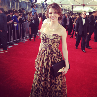 Critics Choice Movie Awards | Santa Monica, CA. | Red Carpet, Jan. 2013