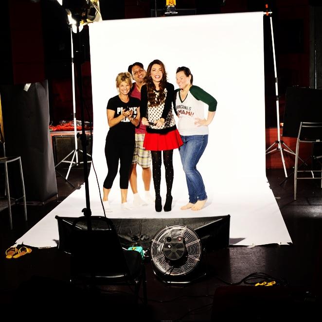 Having fun/ Fall Fashion photo shoot | Miami 2013