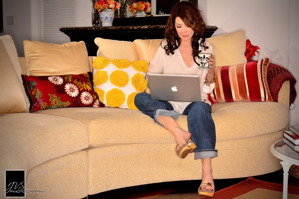 At home | Chill-axing | Writing Fashion Blog | Shireen's Favorite Things | Miami | June 2013
