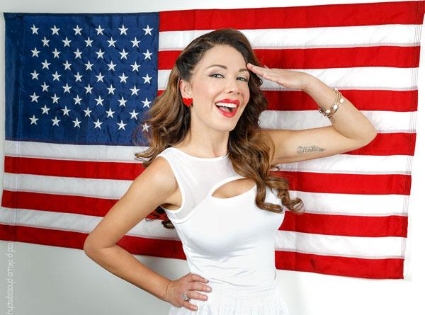 All American Fashion 2014