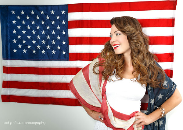 Happy Memorial Day from Shireen Sandoval!