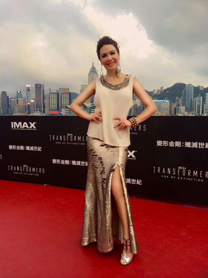 Transformers 4 | Hong Kong | Red Carpet | 2014