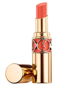 YSL - Rouge Volupte' Shine in Corail In Touch