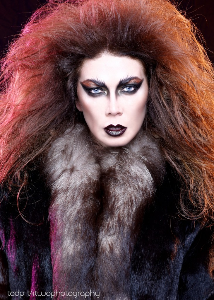 Shireen Sandoval - Halloween Haute Couture