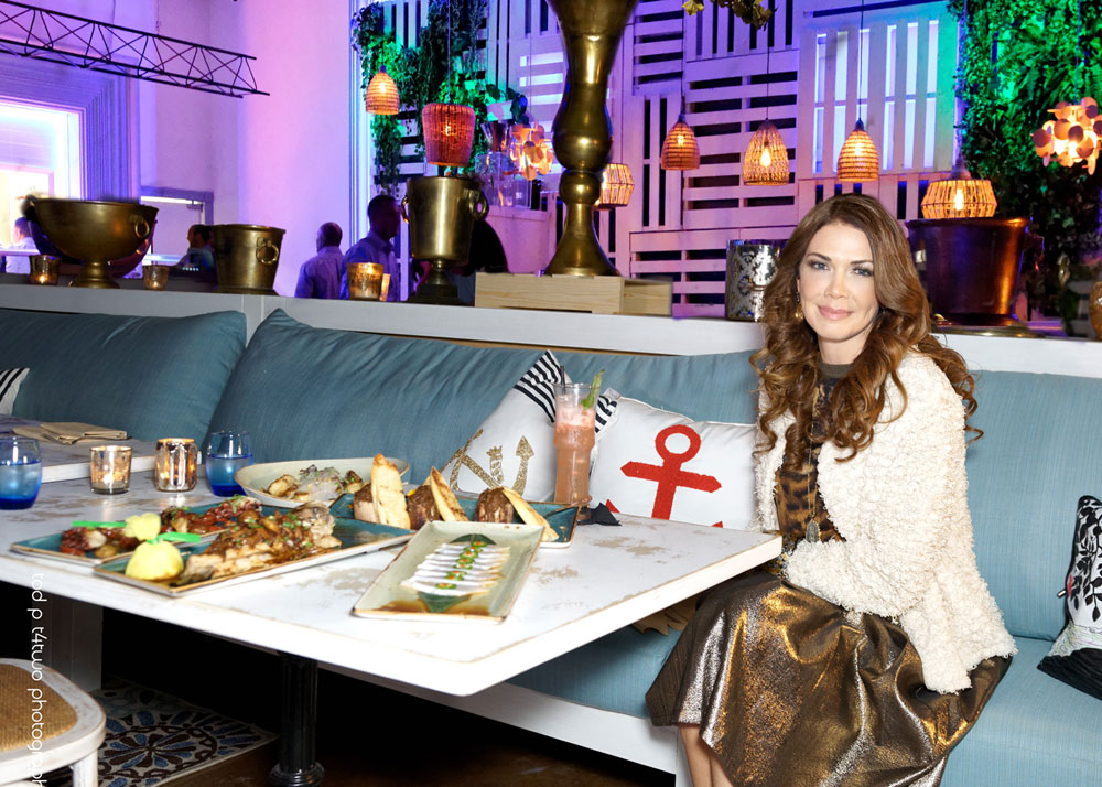 Shireen's Spotlight: Lique Miami, Waterfront Dining & Lounge