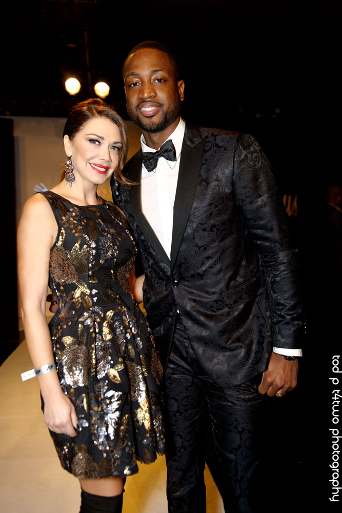 A night on the RunWade | Hosting w/ Dwyane Wade | Ice Palace | Miami 2014