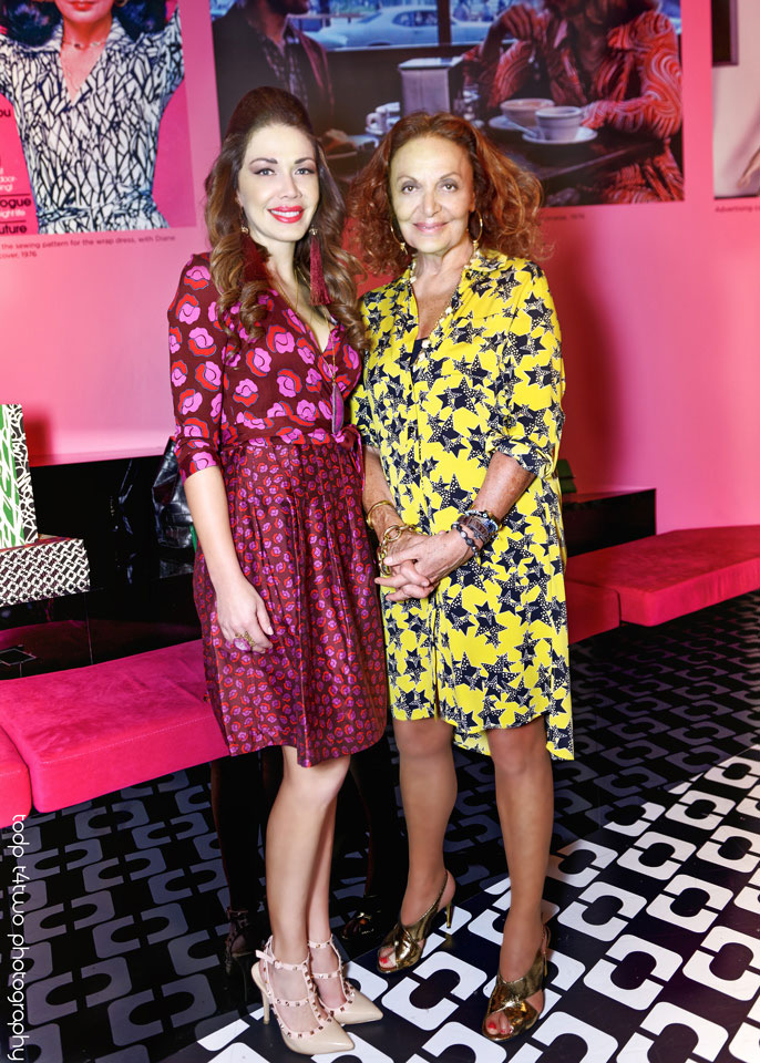 DVF & me | Aventura Mall | Miami | Dec 2014
