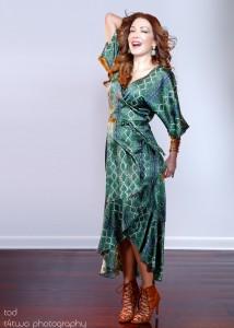 Top 3, Ramona LaRue, Arianne, Fashion, Miami, Koko and Palenki