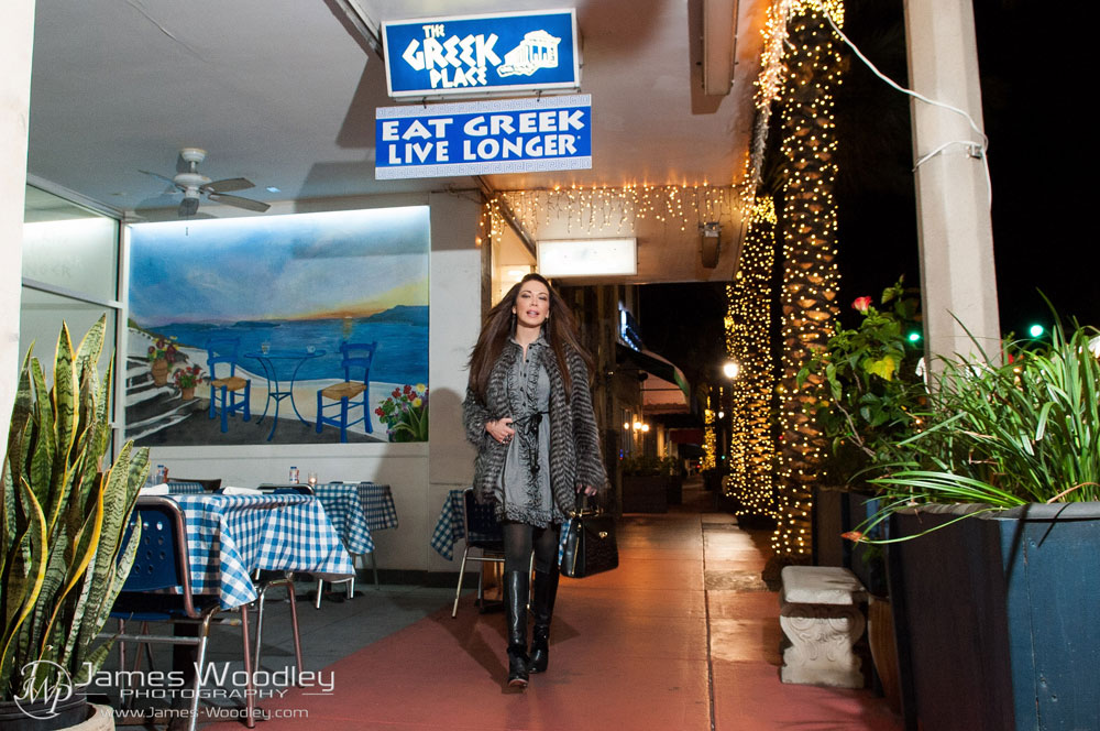 Shireen's Spotlight: The Greek Place