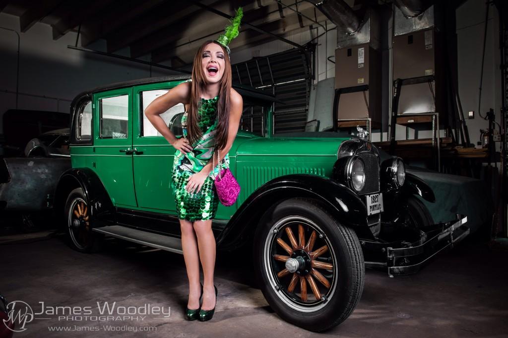 Irish, St Paddys, Green, Fashion, Pontiac, Lucky Charm, St Patricks Day, Ireland, James Woodley Photography, #jamesWphoto, www.james-woodley.com