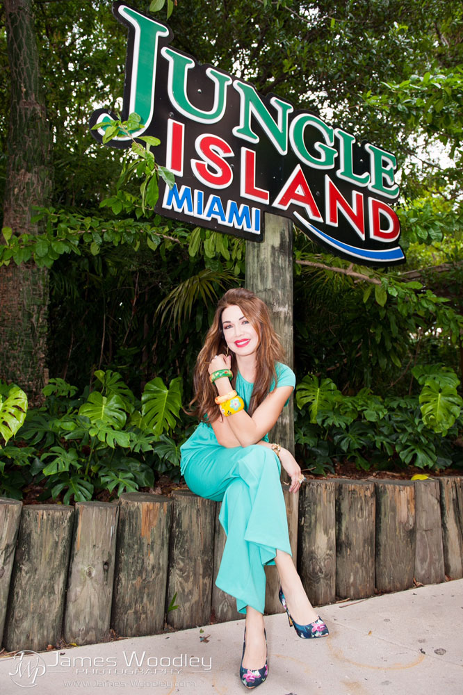 Animal Instincts with Jungle Island