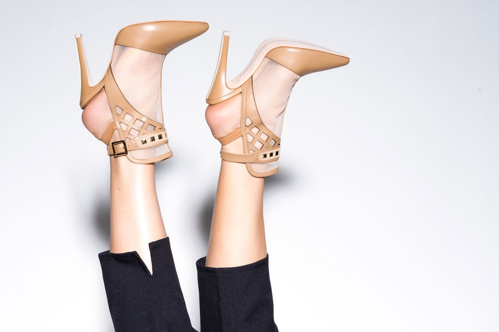 Crossing The Line: Alepel Shoes