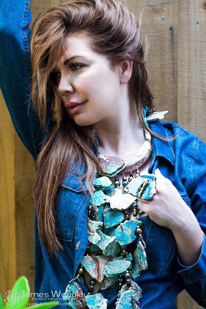 Josette Redwolf Jewelry 2015