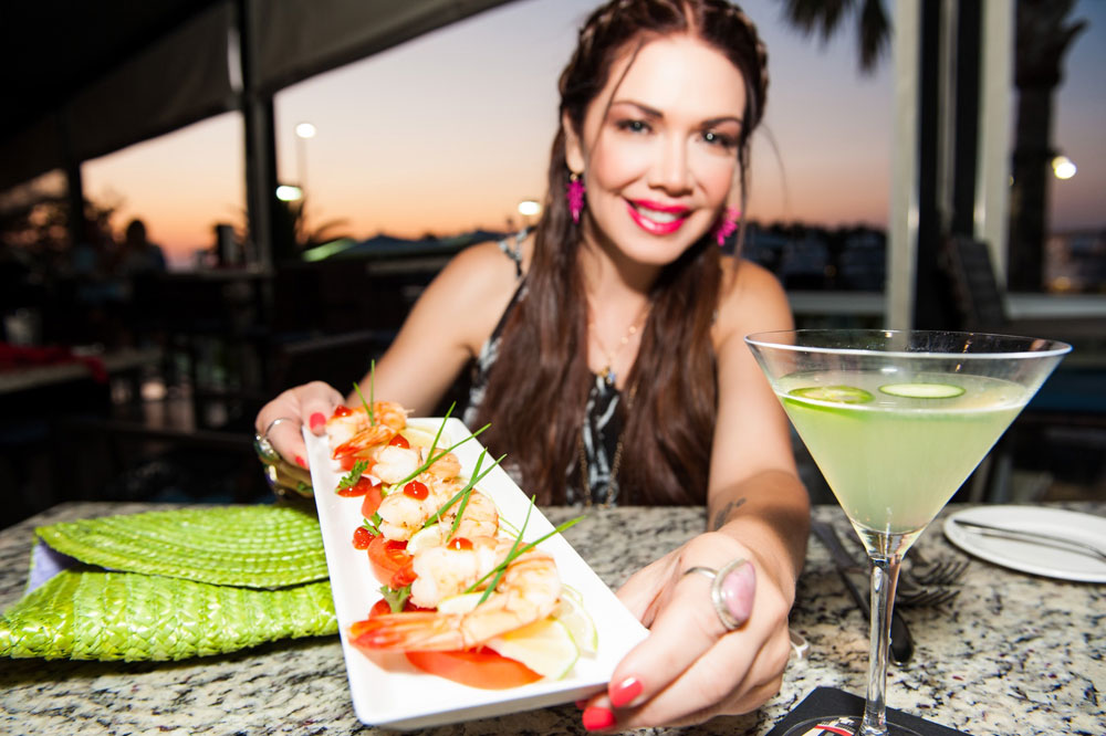 Shireen's Spotlight: Lighthouse Grill at Faro Blanco Resort & Yacht Club